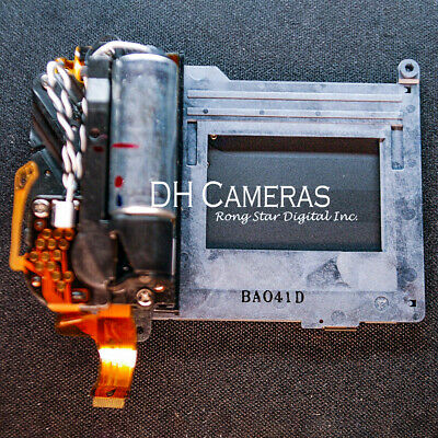 Canon EOS 6D 20.2 megapixels Full frame sensor Shutter Box Part NEW