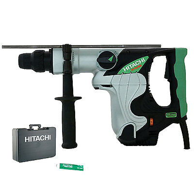"Hitachi 1-9/16"" SDS-Max Rotary Hammer DH40MR New"