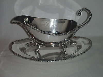 Friedman Silver Co Inc Silverplate Tray Chased Bottom