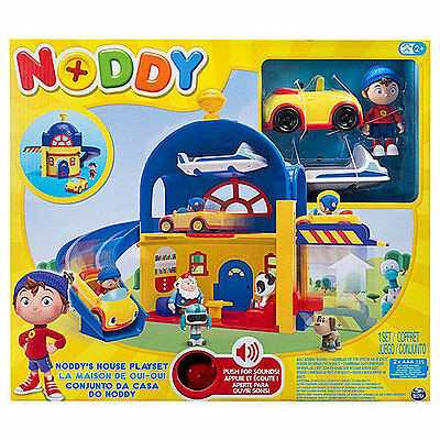 Noddy's House Deluxe Playset - Spinmaster 6029048