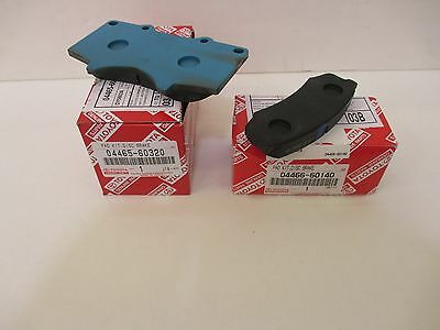 Toyota Oem Factory Front And Rear Brake Pad Set 2010-2013 4Runner