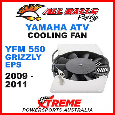 All Balls 70-1027 Atv Yamaha Yfm550 Grizzly Eps 2009-2011 Cooling Fan Assembly