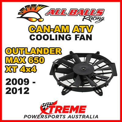 All Balls 70-1017 Atv Can-Am Outlander Max 650 Xt 2009-2012 Cooling Fan Assembly