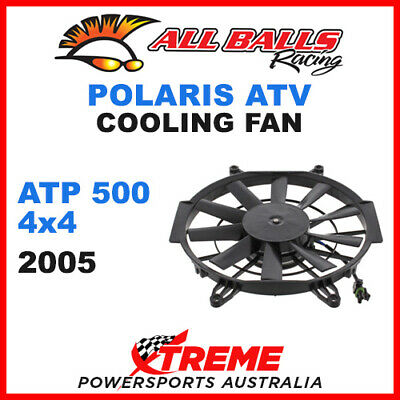 All Balls 70-1004 Atv Polaris Atp 500 4X4 2005 Cooling Fan Assembly