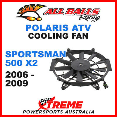 All Balls 70-1004 Atv Polaris Sportsman 500 X2 2006-2009 Cooling Fan Assembly