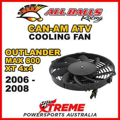All Balls 70-1003 Atv Can-Am Outlander Max 800 Xt 2006-2008 Cooling Fan Assembly