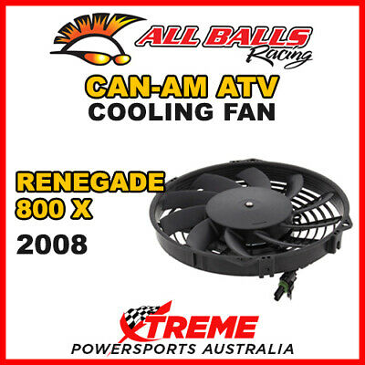 All Balls 70-1003 Atv Can-Am Renegade 800 X 2008 Cooling Fan Assembly