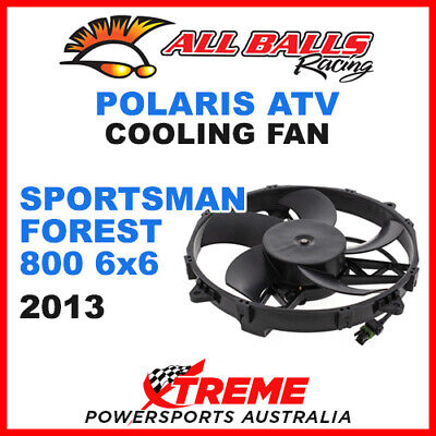 All Balls 70-1006 Atv Polaris Sportsman Forest 800 6X6 2013 Cooling Fan Assembly