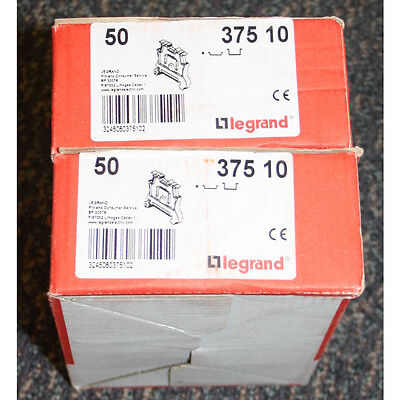 Legrand 375 Series, For Use With Terminal Blocks 375 10 (37510)