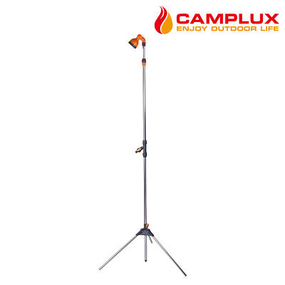Camplux 2.2M Max Outdoor RV Shower Stand & Hand Camping Farmer Trailer Camper