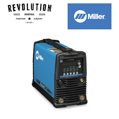 Miller Maxstar 210DX Stick and DC Tig Welder 210 DX