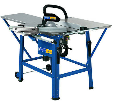 Scheppach Ts310 Table Saw Site Saw C/w Sliding Table 230V