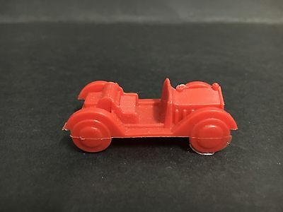 """Cereal Toy 1961 Car Series """"mercer Runabout"""" Red"""