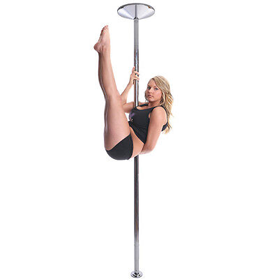 X-Pole X-Pert Bottom Loading SPINNING AND STATIC Pole 50mm Funny Adult Games