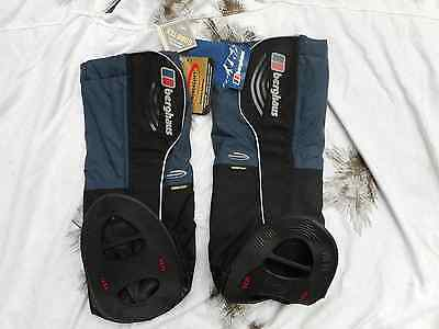 BERGHAUS goretex primaloft YETI EXTREM EXTREME MOUNTAIN boot GAITERS insulated