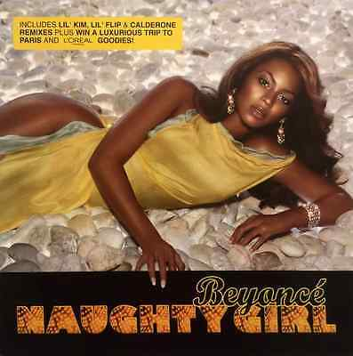 "BEYONCE - Naughty Girl (12"") (EX/EX-)"