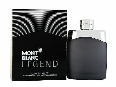 Montblanc Legend 100Ml Aftershave Lotion Brand New & Sealed