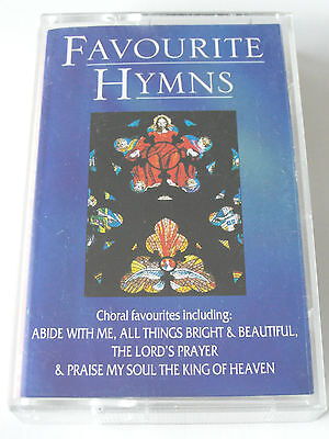 Favourite Hymns - Various - Album Cassette Tape, Used Very Good