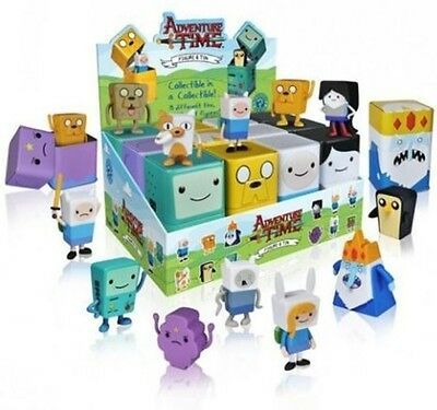 Adventure Time Mystery Mini Figures Collectible Figural Tin 12pc PDQ Brand New