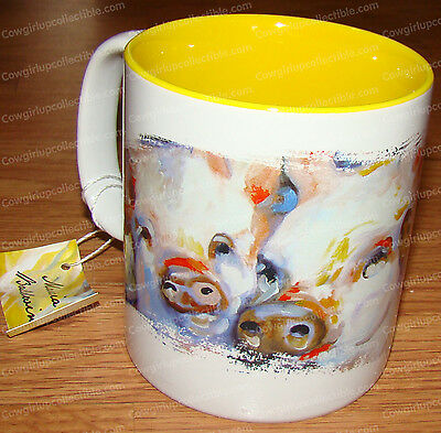 Piglet Mug (Marcia Baldwin Collection by Westland, 21092) Pig, Ceramic