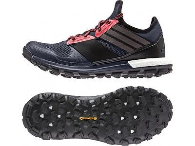 Womens Adidas Response Tr Boost Training Runners Running Black Pink Shoes