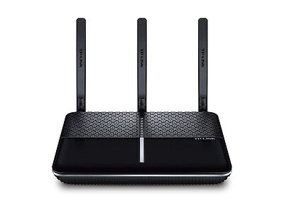 TP-Link Archer VR600 AC1600 Dual Band WiFi Wireless Gigabit ADSL2+ Modem Router