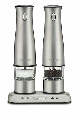 Cuisinart SP-2FR 2pk Salt & Pepper Mill Accs (sp2fr)