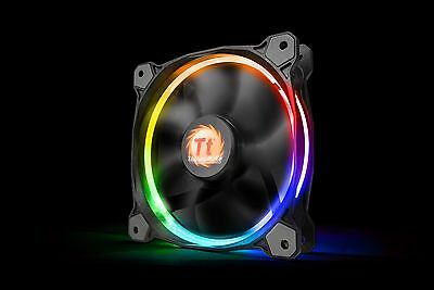 Thermaltake Pacific RL360 D5 Hard Tube RGB Water Cooling Kit (cl-w128-ca12re-a)