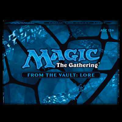MTG FROM THE VAULT * Lore