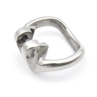 Male 316L stainless steel Chastity Device Ring