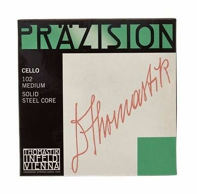 Thomastik Prazision 4/4 Cello Strings 102 Set