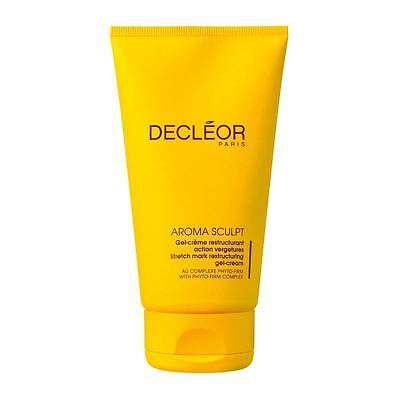 Decleor Aroma Sculpt Stretch Mark Restructuring Gel-Cream 150ml - Cheapest!