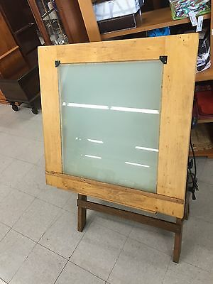 lighted drafting tablehamilton - $349.00 | picclick