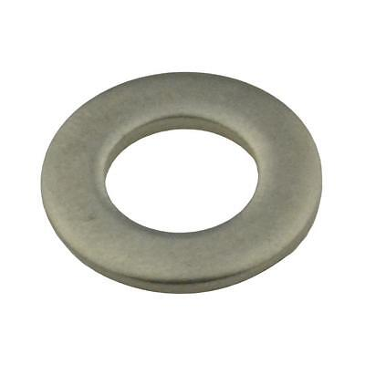 Qty 50 Flat Washer M8 (8mm) x 16mm x 1.6mm Metric DIN125 Stainless Steel 304 A2