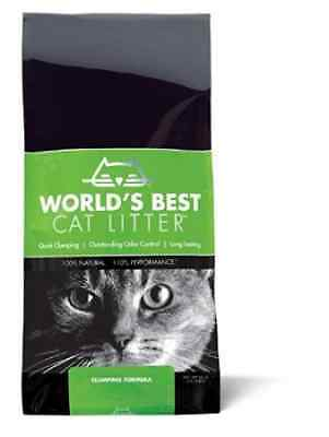 Worlds Best Cat Litter Bag Clumping Formula 12.7kg