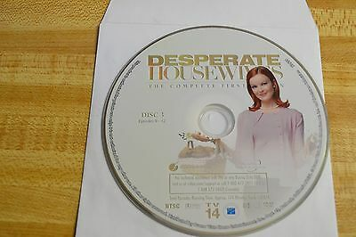 Desperate Housewives First Season 1 Disc 3 Replacement DVD Disc Only 35-328
