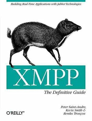 XMPP: The Definitive Guide by Peter Saint-Andre 9780596521264 (Paperback, 2009)
