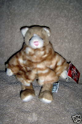 New Russ Berrie Catalina Faux Fur Critters ~ M20