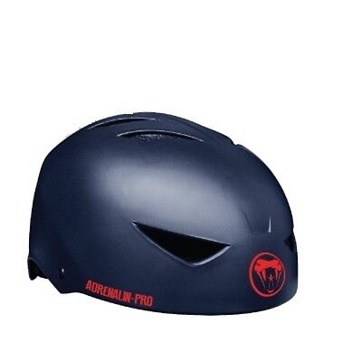 Adrenalin Pro Helmet- Black - Skateboard Scooter Helmet