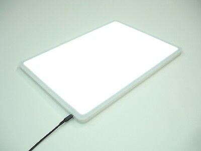 A1 SUPER LED Light Box -TRACING, DRAWING, DESIGN, ART LIGHT PAD
