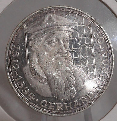 1969-F Germany Mark 5. Nice Higher Grade Collector Coin For Collection Or Set.