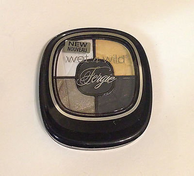New Wet N Wild Fergie Eyeshadow Cosmetics Makeup Palette Metropolitan Nights