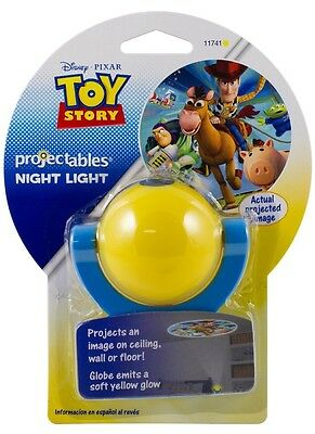 Toy Story Projectables LED Plug-In Night Light  Automatic Turns On When Dark