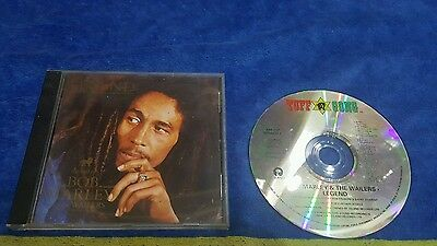 Legend the best of Bob Marley and the Wailers cd usato France press 1984 island