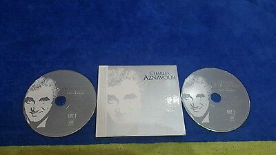 Charles Aznavour and friends 2 cd usato Press 2008 made in Argentina