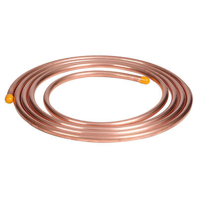 NEW 50cm of 5mm copper, microbore, gas LPG plumbing pipe/tube water
