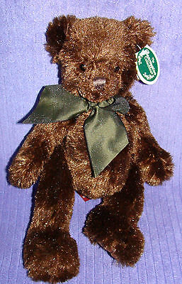 "Bearington Bear Baby Rothchild 126337 Hand Crafted Retired 10"" Tall W/tags ~ Bp"