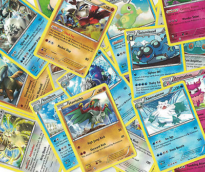 BEST SELLER! 40 ALL RARE Pokemon Trading Cards Lot Card REAL CARDS! Pokeman