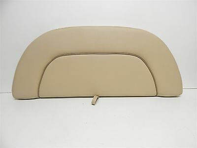 Sportsman Console Bottom Cushion Tan w/ Hinge and Starboard Back