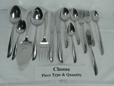 Oneida Community **Twin Star** Stainless Steel Flatware-Your Choice